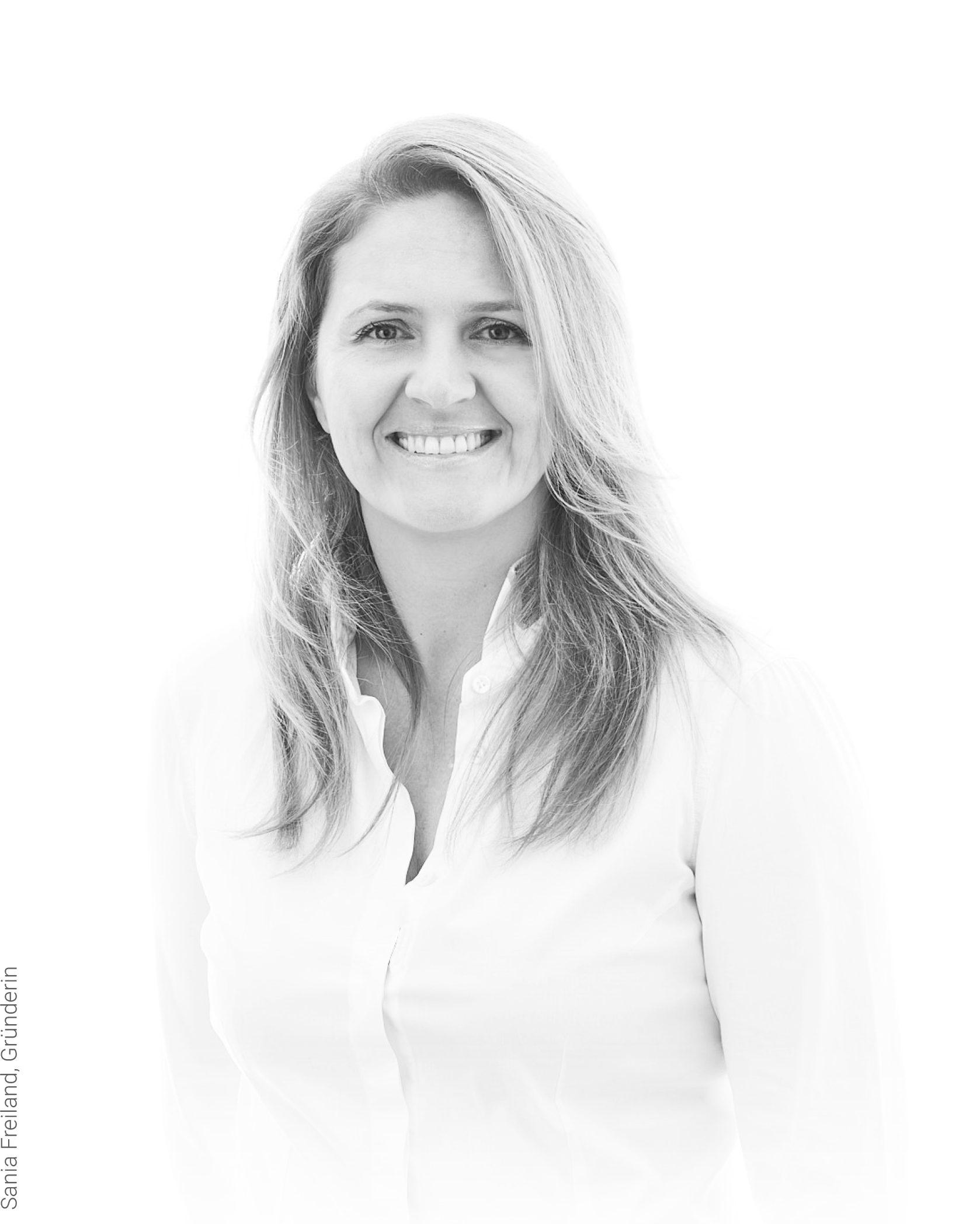 Sania Freiland, Gründerin